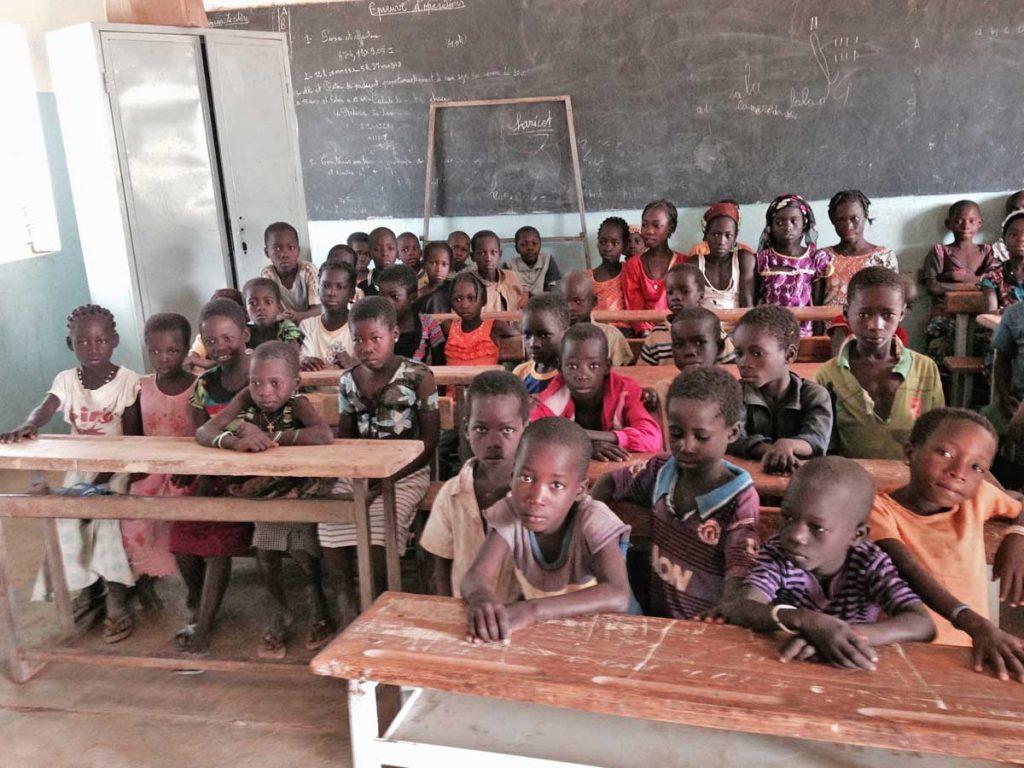 Ein Schulhaus für Benachteiligte in Burkina Faso